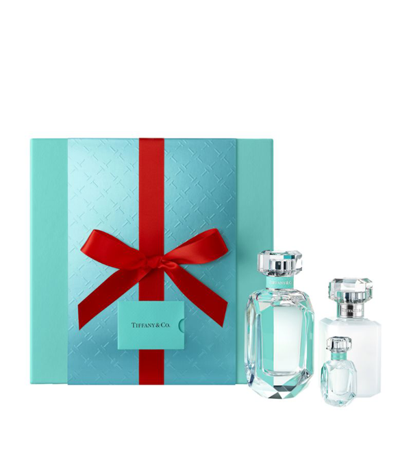 Tiffany & Co Tiffany Eau De Parfum Prestige Gift Set In White