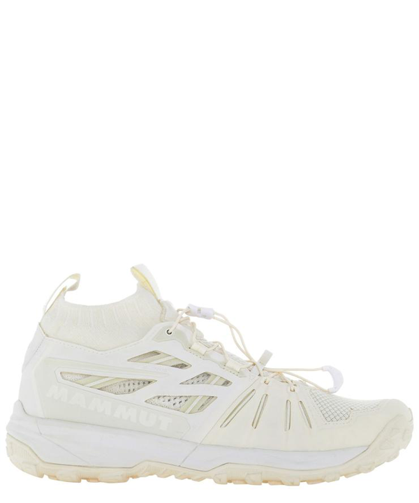 Mammut Delta X Sneakers Saentis Bianche In White