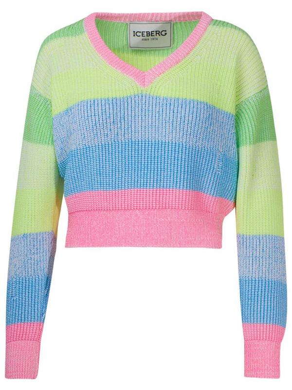 Iceberg Multicolor Sweater