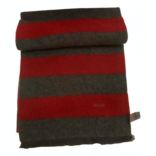 Pre-owned Bally Multicolour Wool Scarf & Pocket Squares