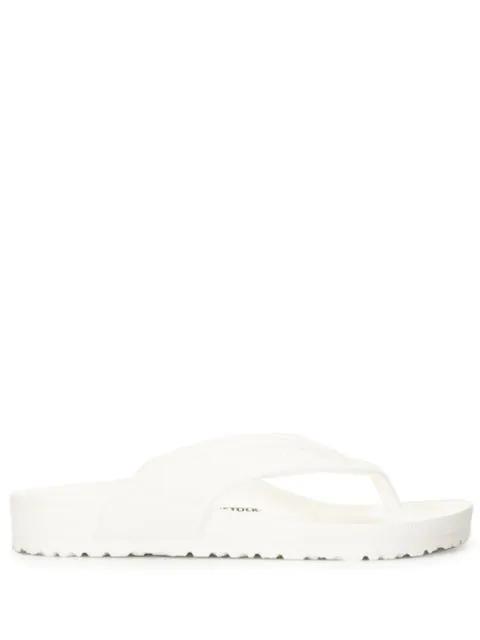 Birkenstock Honolulu Eva Flat Sandals In White