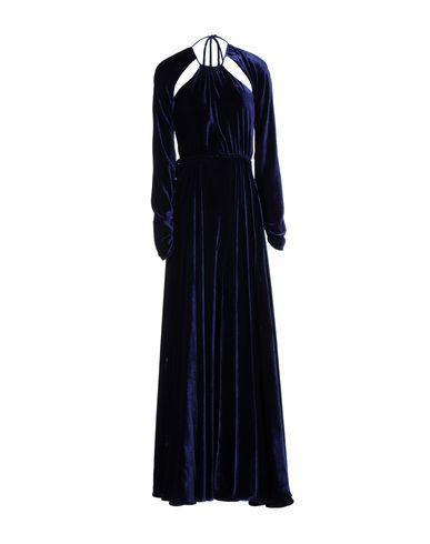 Francesca Piccini Evening Dress In Dark Blue