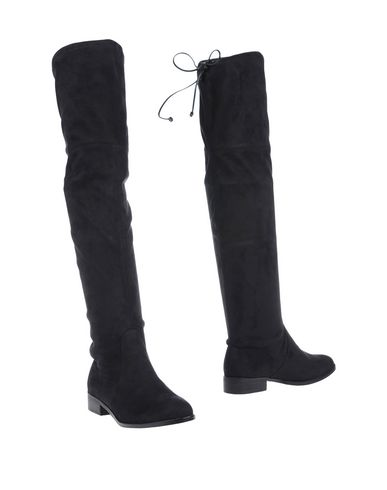 Steve Madden Boots In Black