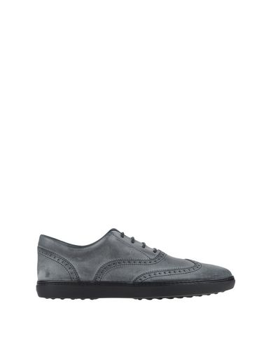 Tod's Lace-up Shoes In Lead