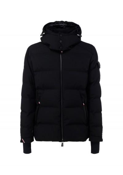 Moncler Grenoble Montgetech Jacket In Black