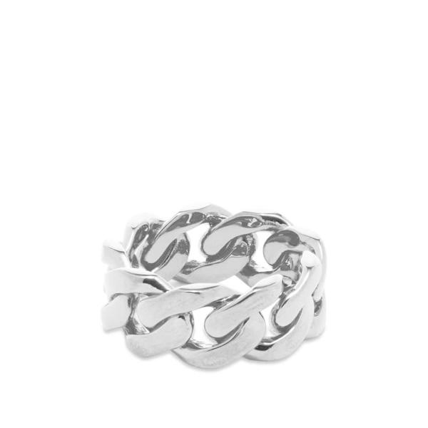 Ambush Chain Ring 3 In Silver