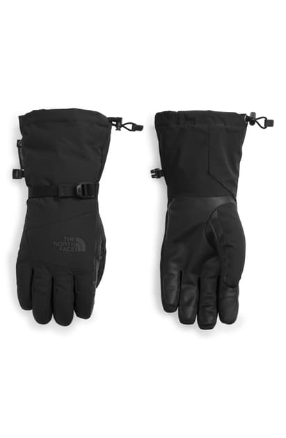 The North Face Montana Insulated Etip Gloves In Tnf Black