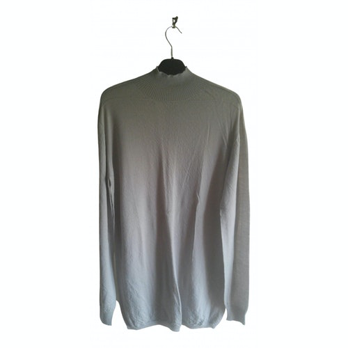 Pre-owned Rick Owens Grey Cashmere Knitwear & Sweatshirts