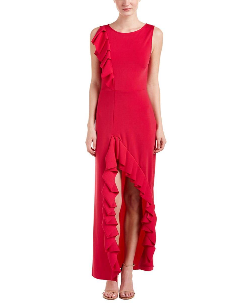 d9c51d79c4 Maje Romana Maxi Dress In Pink