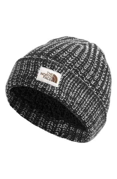 The North Face Salty Bae Beanie In Tnf Black