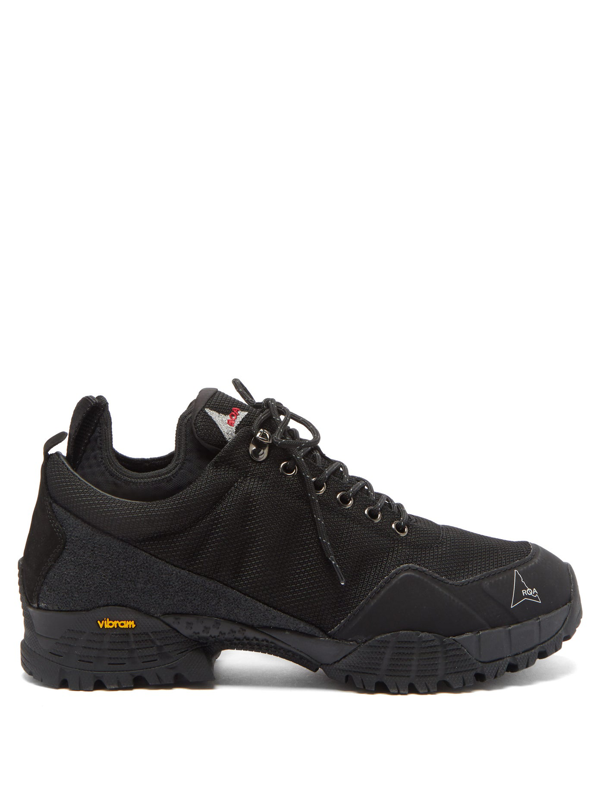 Roa Neal Mesh Hiking Shoes In Black