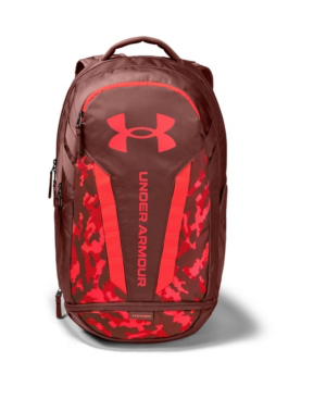 Under Armour Men's Hustle Storm Backpack In Cinna Red
