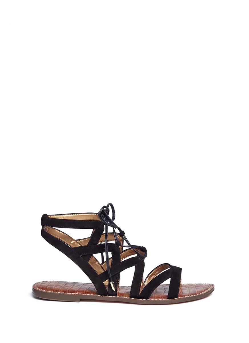 Sam Edelman Sandals In Black