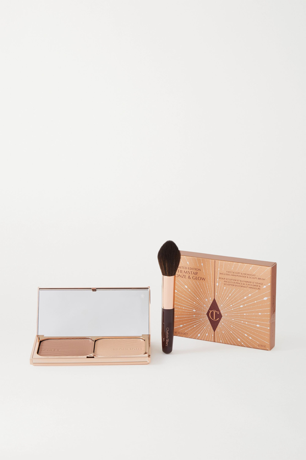 Charlotte Tilbury Filmstar Bronze & Glow - Light To Medium In Colorless