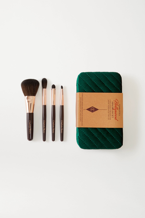 Charlotte Tilbury Hollywood Mini Brush Set - One Size In Colorless