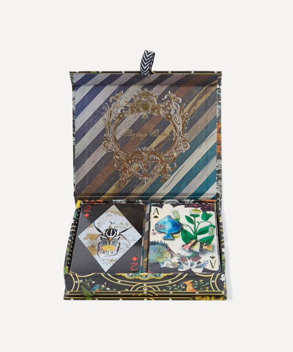 Christian Lacroix Maison De Jeu Playing Cards In Assorted