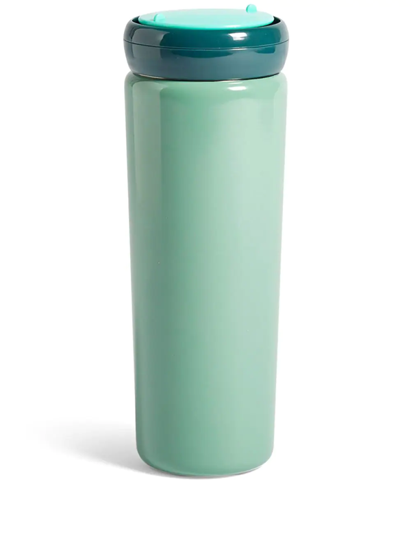 Hay Stainless-steel Travel Cup 500ml In Green