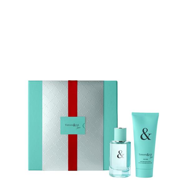 Tiffany & Co Tiffany & Love For Her Eau De Parfum Gift Set 50ml