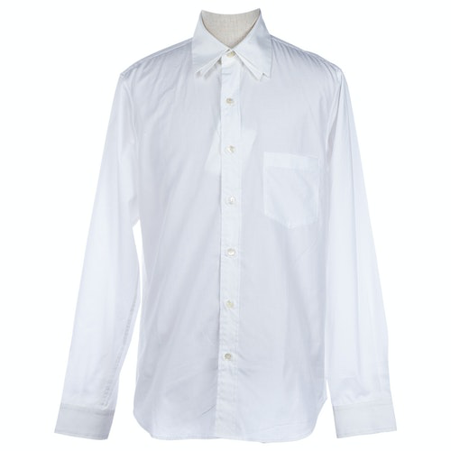 Pre-owned Y's White Cotton Shirts