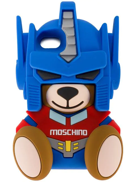 Moschino Teddy Bear Transformers Iphone 7 Case In A1888