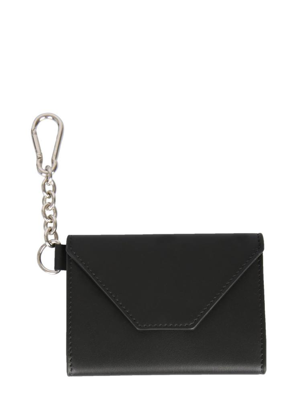 Dsquared2 Card Holder With Logo In Black