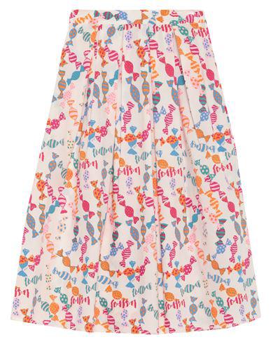 Hvn Knee Length Skirt In Candies