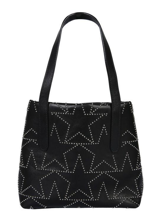 Jimmy Choo Small Sofia Tote Bag In Black