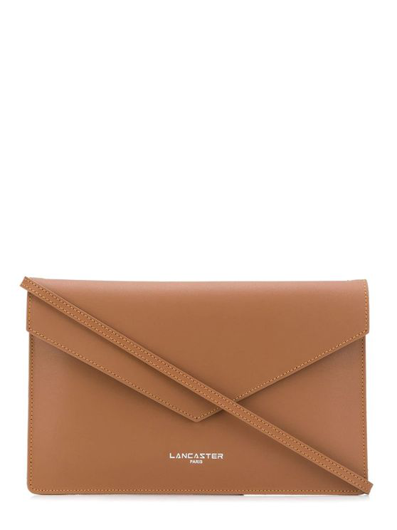 Lancaster Clutch In Brown