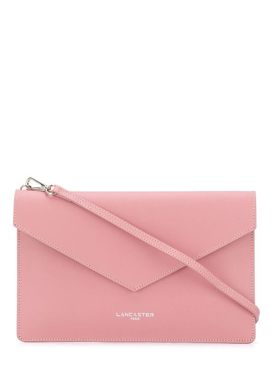 Lancaster Clutch In Pink