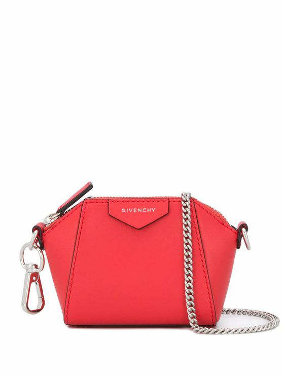 Givenchy Women's Bb60d7b0xn685 Pink Leather Shoulder Bag