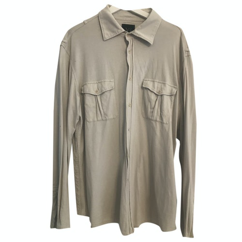 Pre-owned Y's Beige Cotton Shirts