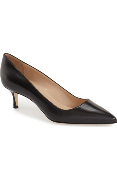 Manolo Blahnik Bb Patent Leather 50Mm Pump In Black Leather