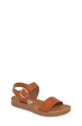 Steve Madden Girls' Jprobler Slingback Sandals - Little Kid, Big Kid In Cognac