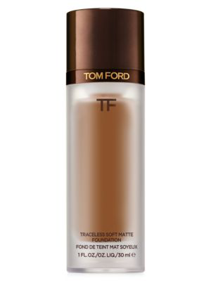 Tom Ford Traceless Soft Matte Foundation In Brown
