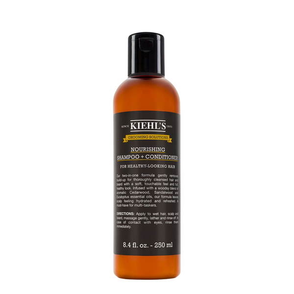 Kiehl's Since 1851 Grooming Solutions Nourishing Shampoo & Conditioner 250ml