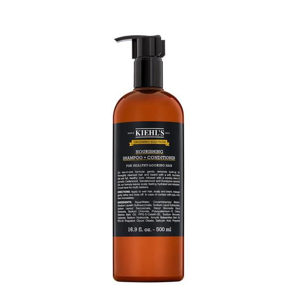 Kiehl's Since 1851 Grooming Solutions Nourishing Shampoo & Conditioner 500ml