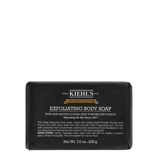 Kiehl's Since 1851 Grooming Solutions Bar Soap 200g