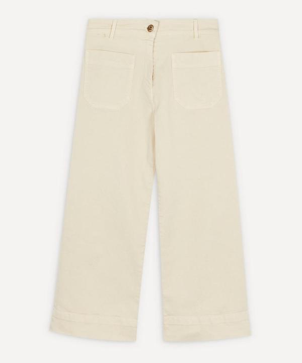 Sessun Seakey Jeans In Fleur De Sel