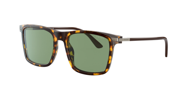 Prada Men's Sunglasses, 0pr 19xs In Green