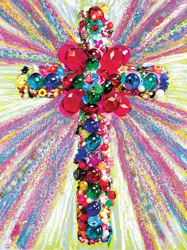 Assouline Adria De Haume: Cross Purpose Book In Multicolour