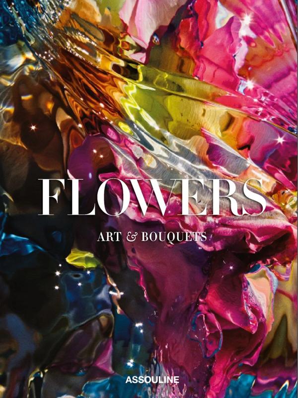Assouline Flowers: Art & Bouquets In Multicolour