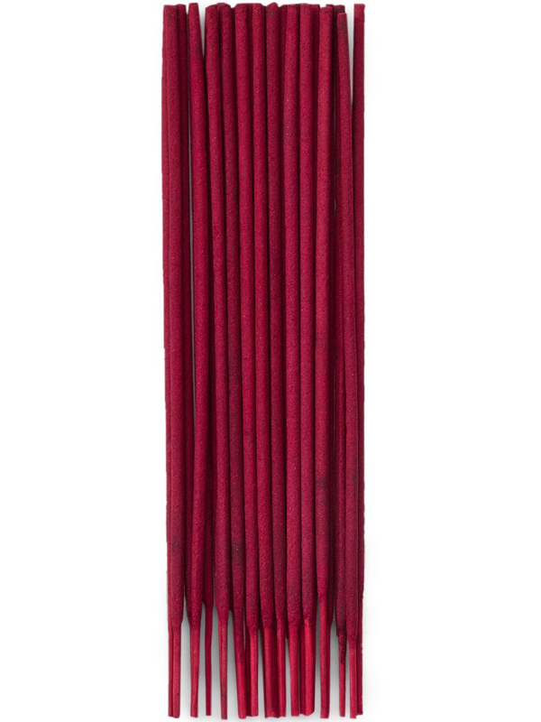 Gucci Freesia Bamboo Incense Sticks In Red