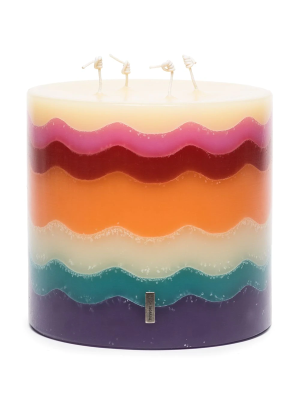 Missoni Flame Candle, 4.8kg In Neutrals