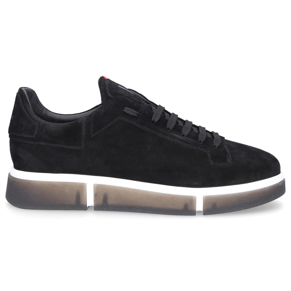 V Design Men Sneakers Black Mprs04