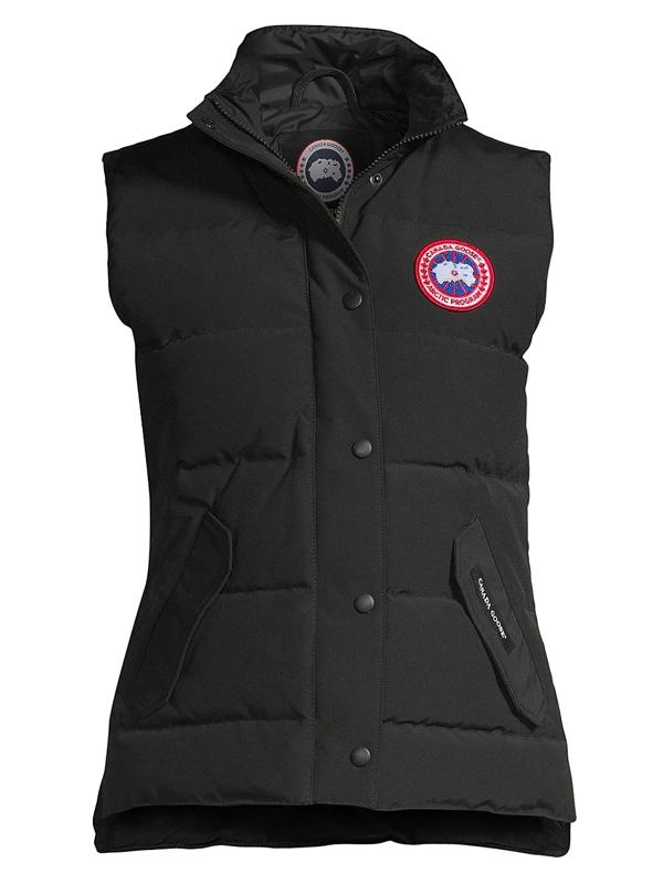 Canada Goose Women's Freestyle Vest In Black