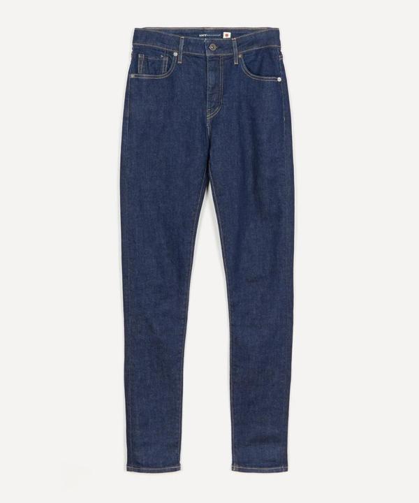 Levi's 721 Skinny Jeans In Ski Soft Rinse