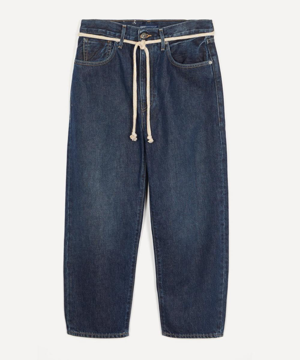 Levi's Barrel Curved-leg Jeans In Rails