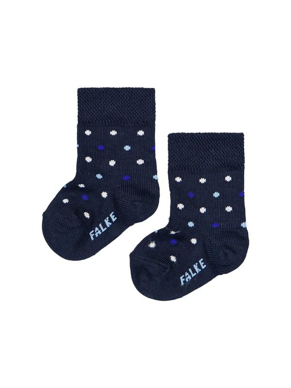 Falke Babies' Kids Socks Little Dot So For For Boys And For Girls In Blue
