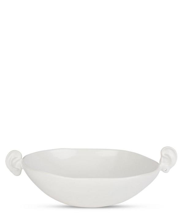 Anissa Kermiche White Noise Bowl