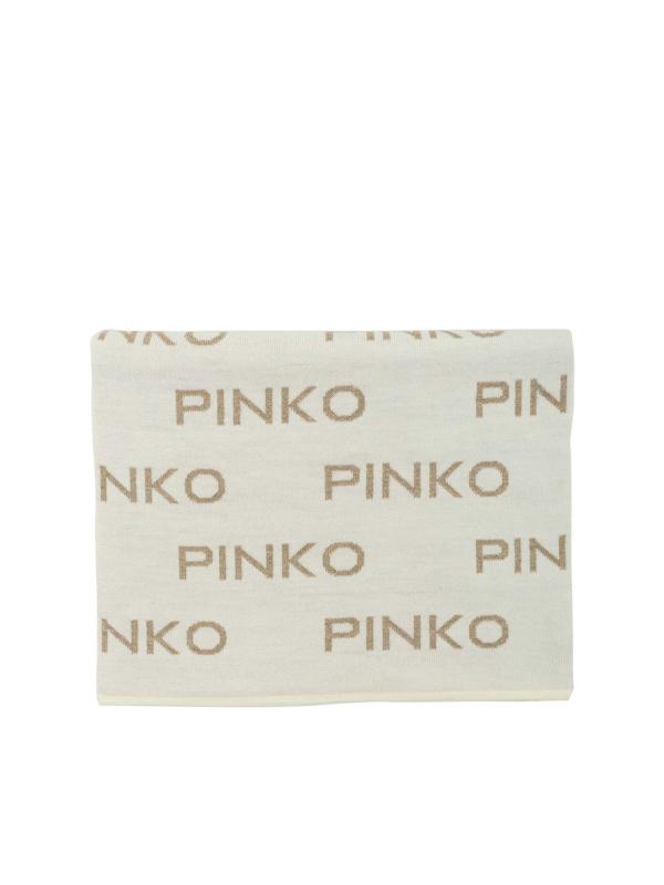 Pinko Volans 1 Scarf In White